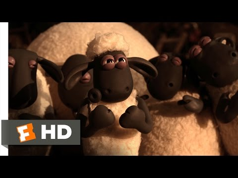 Shaun the Sheep Movie (7/10) Movie CLIP - A Familiar Tune (2015) HD