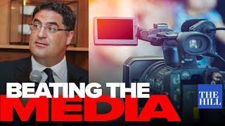Cenk Uygur: How we will beat the media next time