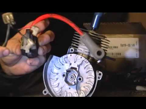 Step by step how to install ignition coil on HPI baja or small gas engine