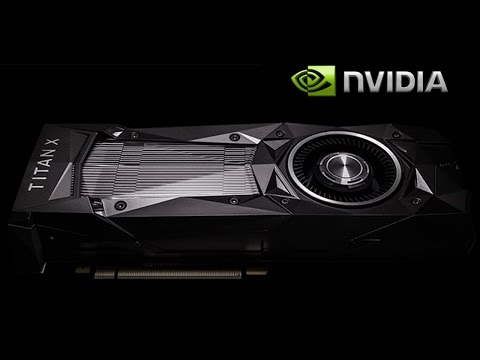 A PLACA DE VIDEO MAIS PODEROSA DO MUNDO, TITAN XP
