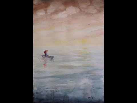 ART WITH ALEX: WATERCOLOR FROM YOUR IMAGINATION