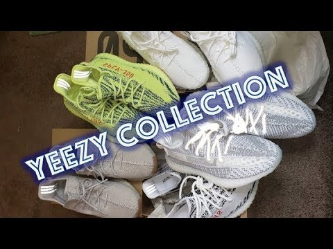 YEEZY Collection | Unboxing Frozen Yellow And Static | DocLUXURY