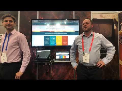 EMSINA Booth Presentation - AEIP