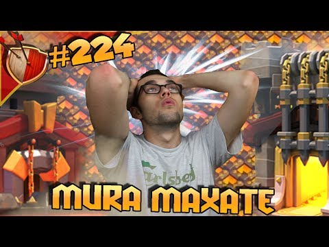 FINITE TUTTE LE MURA Lv.11 !! Dual Maxing | Clash of clans #224 [ITA]
