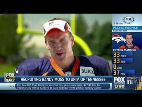 SD version, Peyton Manning Interview, camera, Mister Photon Media, Colorado