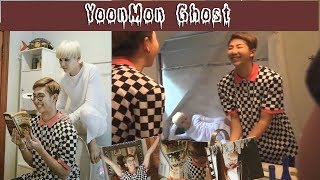 [BTS NOW3 ENGSUB] SUGA As A Ghost In Action -_- (SCF)