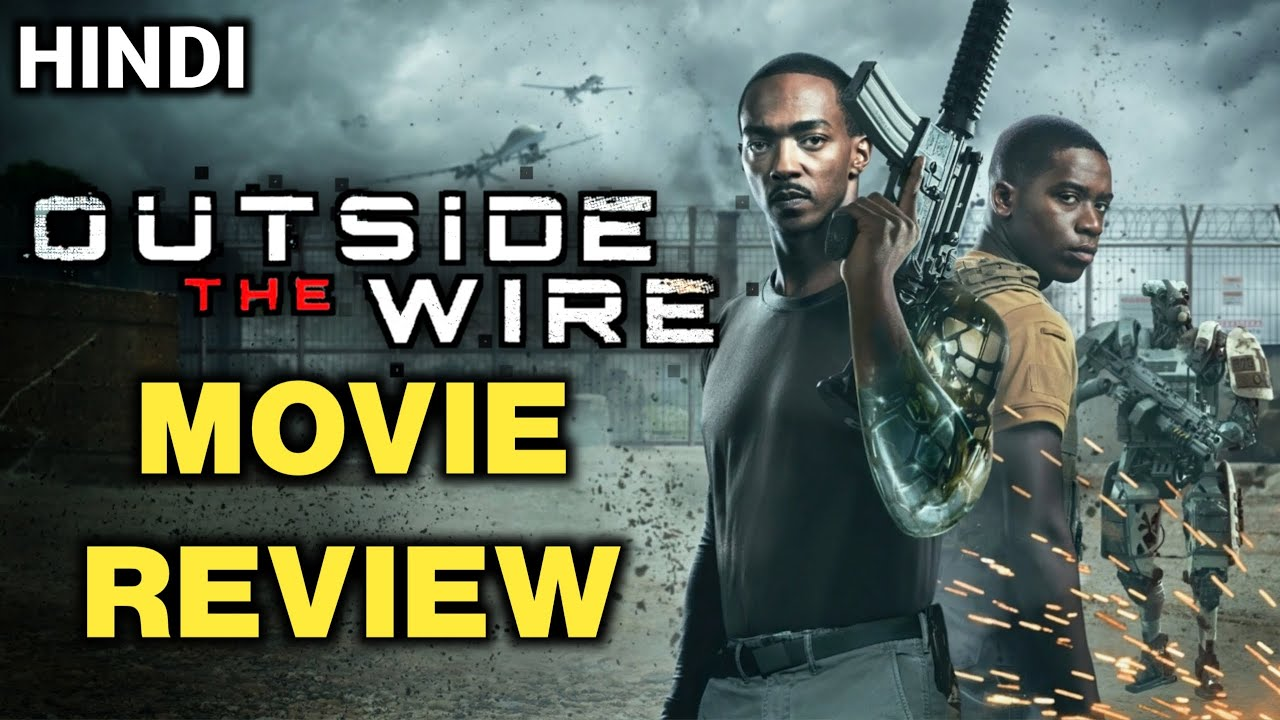 Outside The Wire (2021) | Movie Review in Hindi | Spoiler Free | Movies Launda