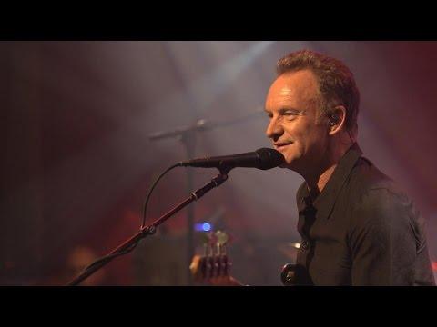 Sting - Englishman In New York (live) - Le Grand Studio RTL