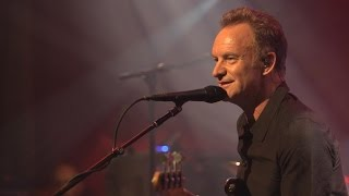 Sting - Englishman in New York (live) - Le Grand Studio RTL