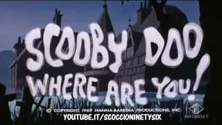 1° Sigla d'apertura - Scooby Doo - Where are you? [HD]