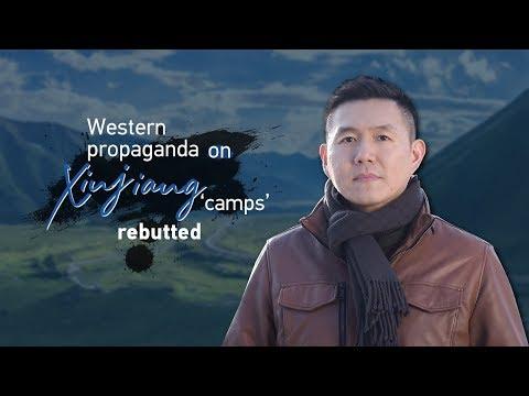 CGTN Exclusive: Western propaganda on Xinjiang 'camps' rebutted