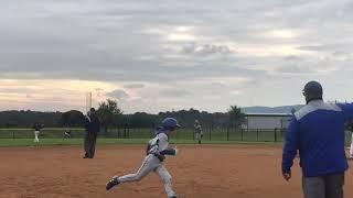 Eric Gomez baseball-Hershey triple in championship game