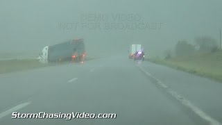 6/28/2015 Saint Louis, MO area tornadic storms and flooding
