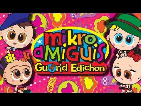 Mikro Amiguis - Chamoy y Amiguis - Distroller
