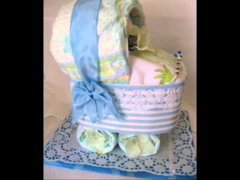 windeltorte diaper cakes pelustorta torta di panolini 2 youtube. Black Bedroom Furniture Sets. Home Design Ideas