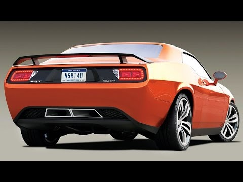 2017 Dodge Barracuda Concept >> 2017 Dodge Barracuda Youtube