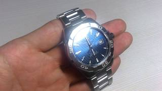 видео наручные часы Tag Heuer