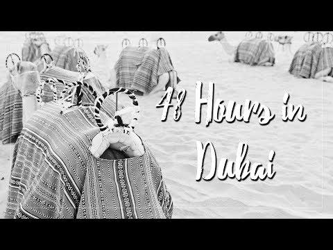 Arabian Summer: A Travel Spotlight for 48 Hours in Dubai