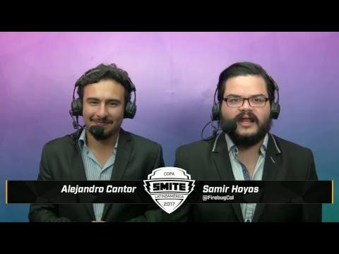 #COPASMITELA 2017 (Split 2) SUR: Nocturns Gaming Vs Titanes Esports - Norte:  Licht Esports Vs 404 N