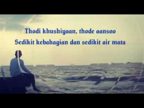 Muskurane Lirik   Terjemahan Indonesia