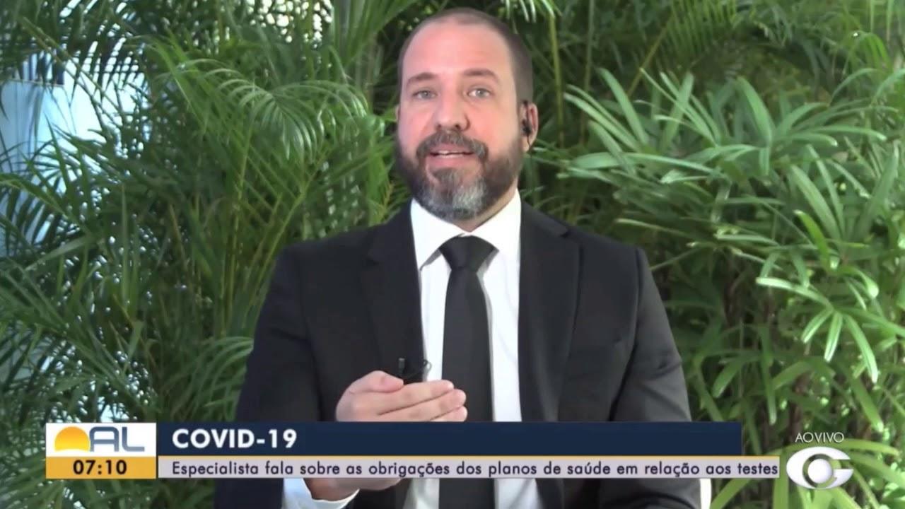 Exigência de teste RT-PCR para embarcar em voo para o Brasil.