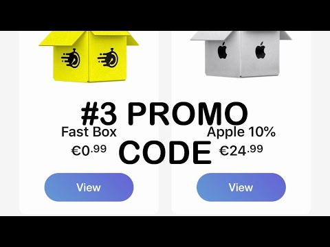 hypedrop free box code
