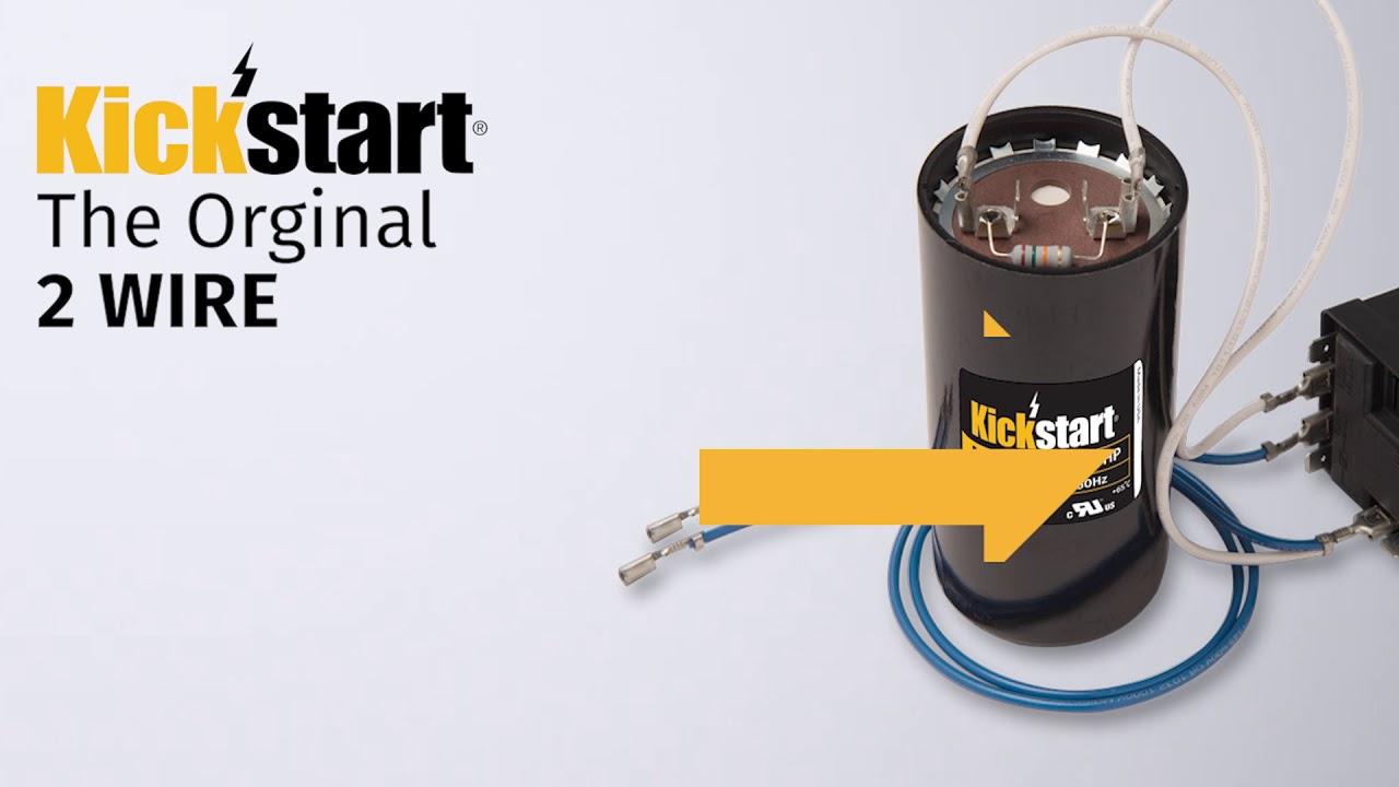 Kickstart® Hard Start Device - RectorSeal on