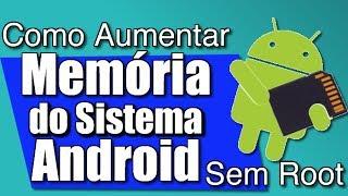 Como Aumentar a memória interna do sistema Android sem root - AppMgr III (App 2 SD)