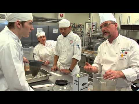 College of DuPage: Visting Chef Gianluca Pardini from Tuscany