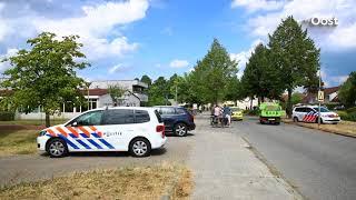 Grote inzet van hulpdiensten bij basisschool in Zwolle