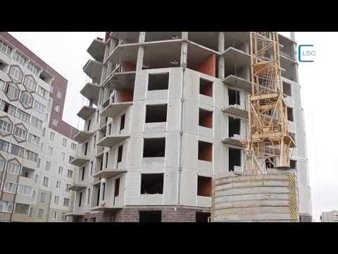 Монтаж стеновых ограждающих панелей МЕТТЭМ