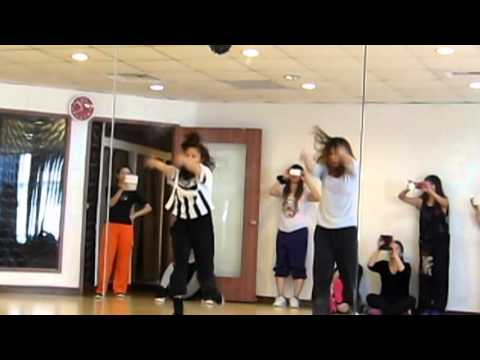 「Just a little bit」by kids 88 - choreography by Jennifer Yu & sherry