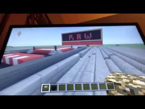 Wwe arena build