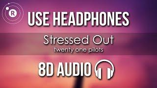 Baixar twenty one pilots - Stressed Out (8D AUDIO)