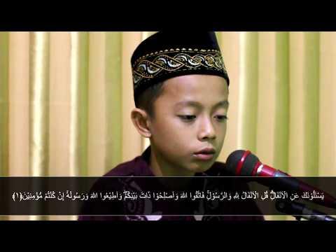 Qori Surah Al-Anfal Ayat 1-2 | Fadli Mushafa