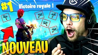 """TOP1 / NOUVEAU MODE """"5x20"""" sur Fortnite: Battle Royale !!"""