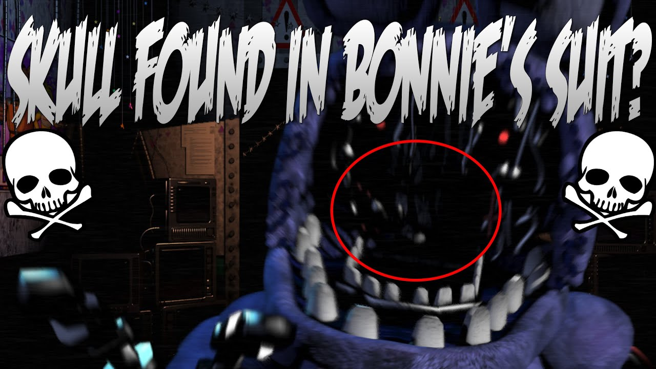 F Naf Withered Bonnies Body