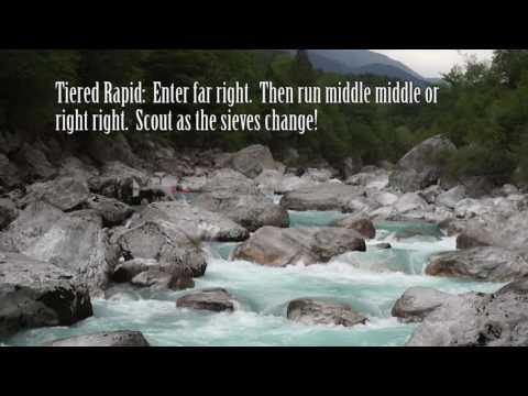 World Kayak River Guide - Soca Cataracts