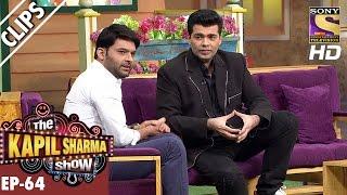 Karan johar Speaks on Bombay Velvet - The Kapil Sharma Show – 3rd Dec 2016
