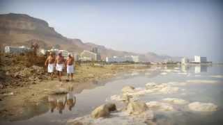 Das Tote Meer - ein Wunder der Natur