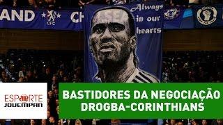 Empresário revela bastidores da negociação Drogba-Corinthians