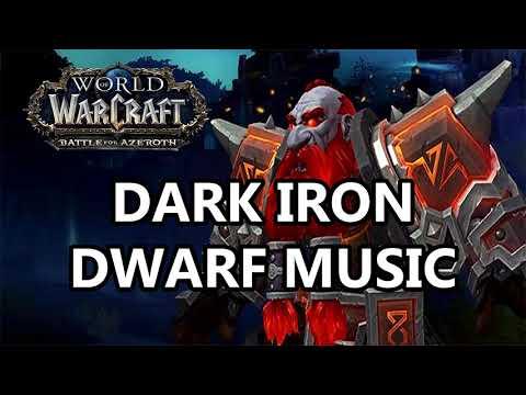 Dark Iron Dwarf Music - Battle for Azeroth Music