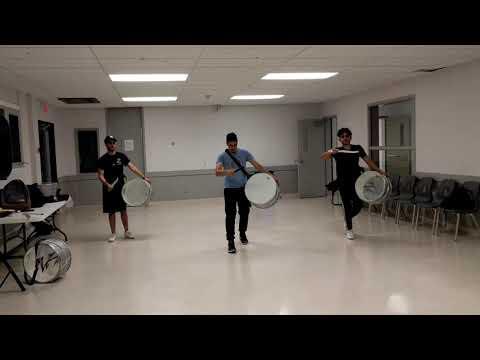 Lebanese drumming
