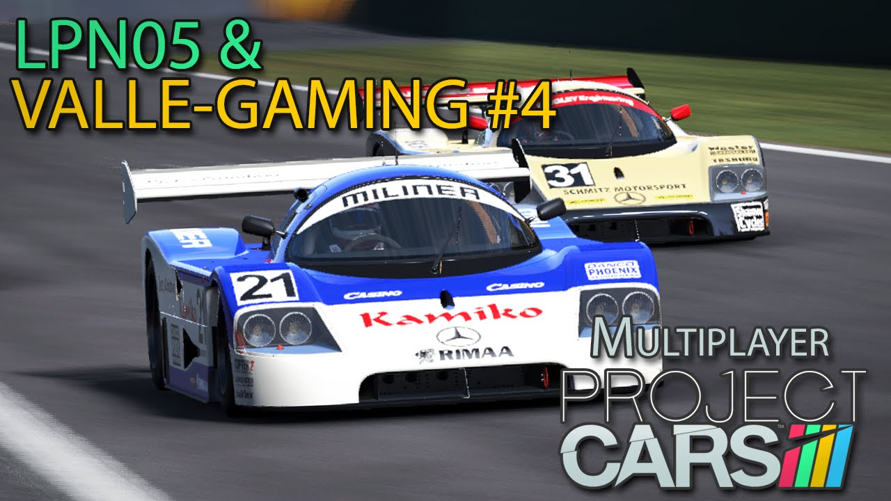 multiplayer 4 mit lpn05 amp vallegaming project cars hd