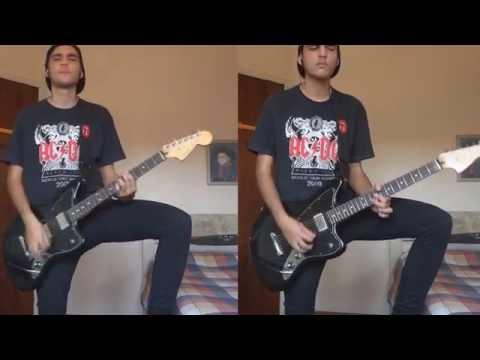 Bruno Fuggi: No Cigar (Millencolin Guitar Cover) 1080p HD