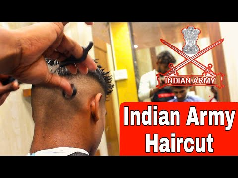 indian-army-haircut-|-🇮🇳-indian-army-|-haircutting-vlog-|-#indianarmy