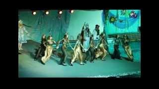 """Новогоднее представление в бассейне """"Кристалл"""" 2013"""