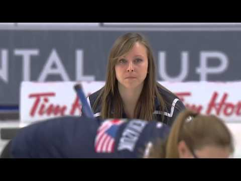 Rachel Homan - WFC Continental Cup - Singles Competition