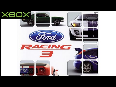 Playthrough [Xbox] Ford Racing 3