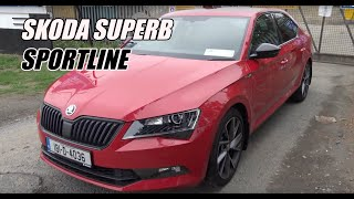 Skoda Superb Sportline 2016 Videos